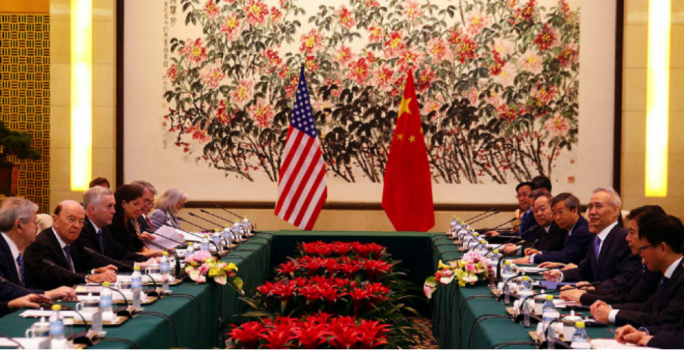 China hits back at US claim it reneged on trade talks | Calamatta Cuschieri