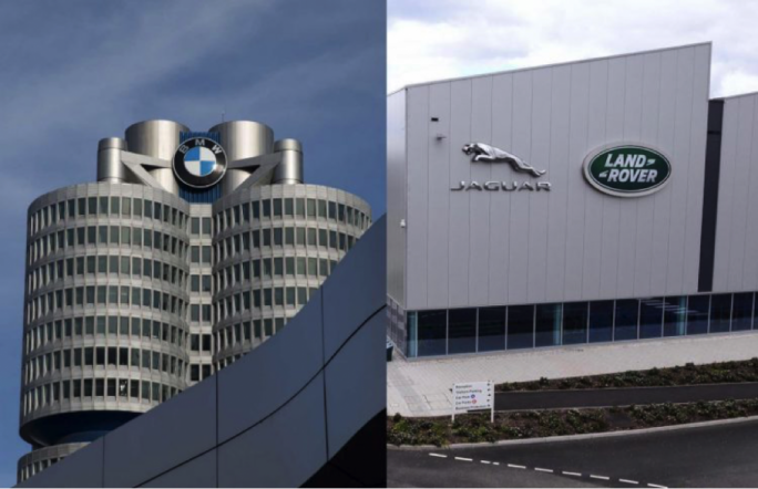 BMW and Jaguar Land Rover on Wednesday said they will jointly develop electric motors, transmissions and power electronics, unveiling yet another industry alliance