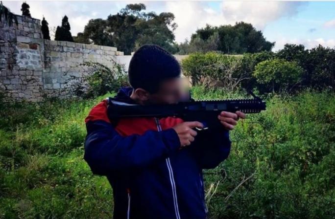 Instagram Gun Pose Earns Church School Student Suspension