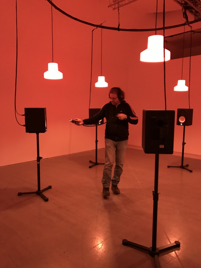 Renzo Spiteri's Between the Heard is a sound installation sourced from Valletta's daily aural landscape