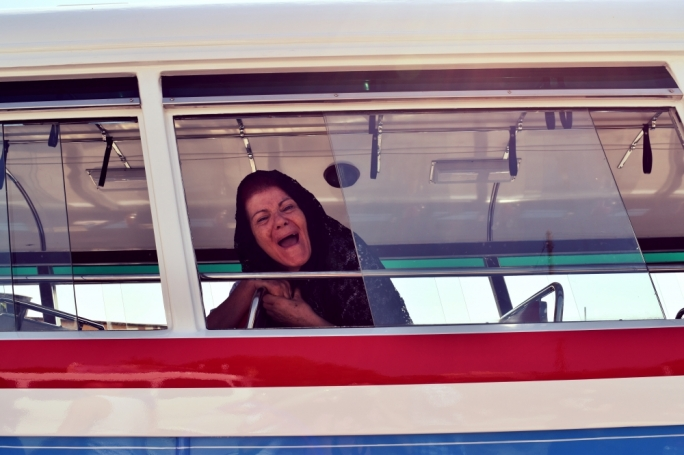 B'Tal-Linja Jaqbillek Zgur creates a roving performance centred around a Maltese bus