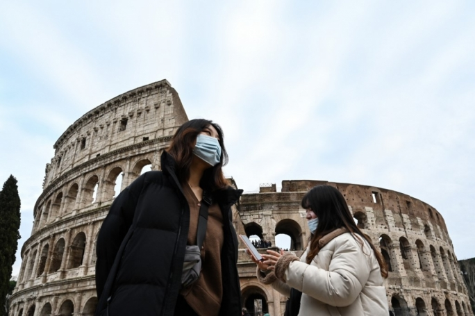Over 50,000 people in Italy have been ordered to stay indoors after spike in novel coronavirus infections