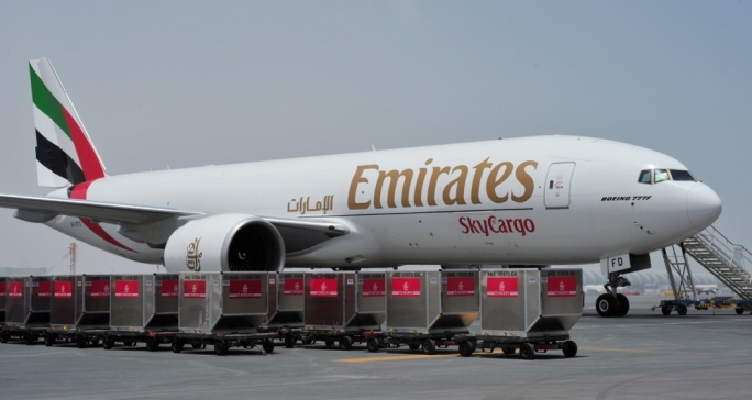 Emirates SkyCargo freighter operations get ready for DWC move