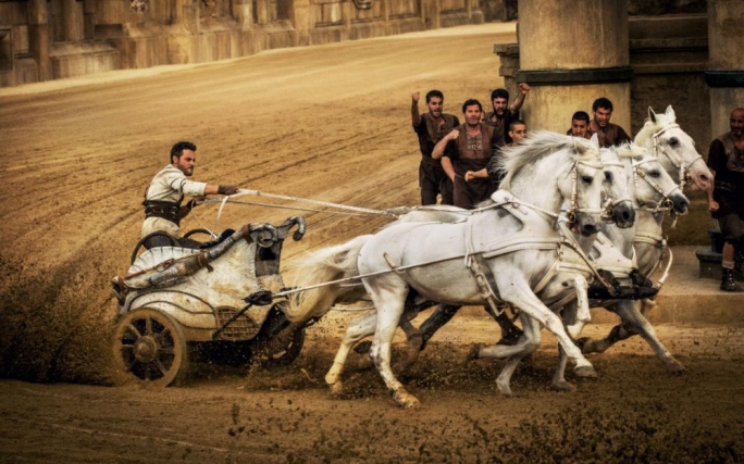 Syrupy and stodgy, the 2016 take on Ben-Hur 2016 is an object lesson in how to turn a classic from the Golden Age of cinema into a woefully average summer blockbuster