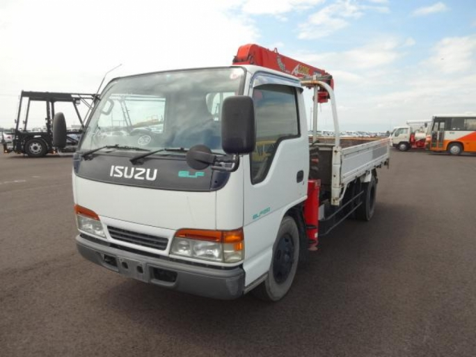 Isuzu ELF (File Photo)