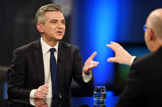 Simon Busuttil on Reporter