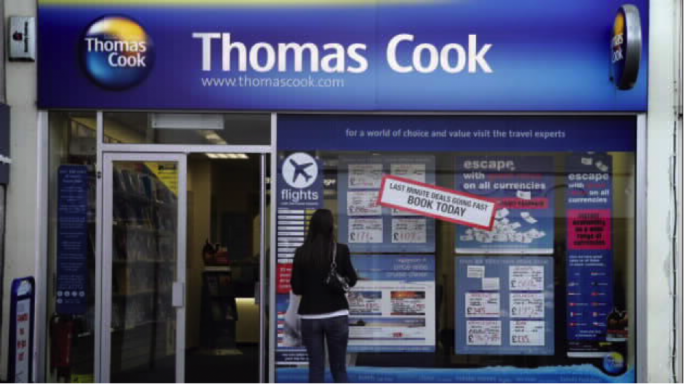 Markets Update and British travel firm Thomas Cook | Calamatta Cuschieri