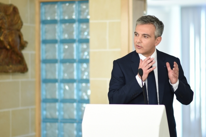 File photo: Simon Busuttil (Photo:Ray Attard)