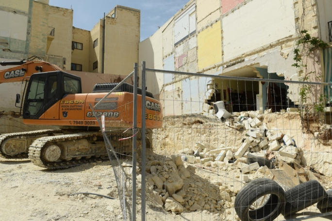 New regulations on excavation and construction not enough, Malta Chamber of Planners warns