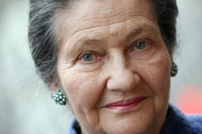 Simone Veil, was the first president of the European parliament
