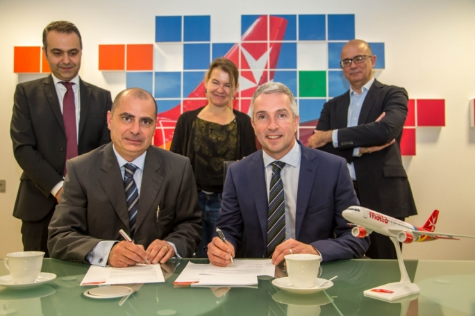 Air Malta increasing its cargo footprint with a global cargo sales management partner