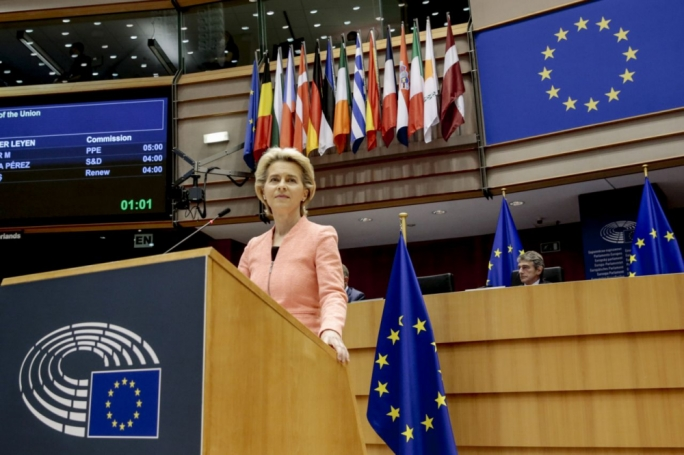 Von der Leyen pledges emissions reduction increase to 55% in State Of The EU address