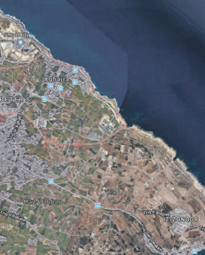 Xghajra selected for land reclamation, not Bahar ic-Caghaq