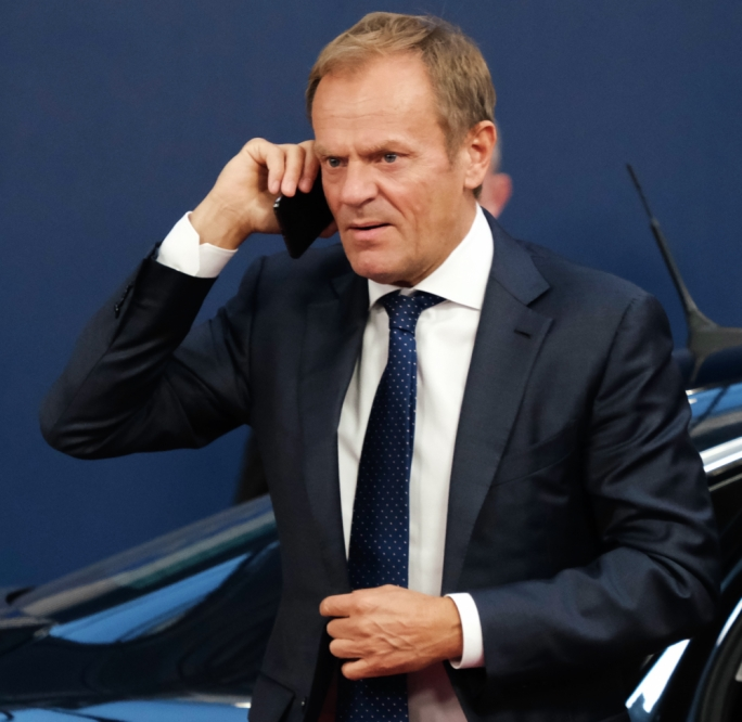 European Council President Donald Tusk has had numerous one-on-one meetings with EU leaders in a bid to break the deadlock (Photo: EU)