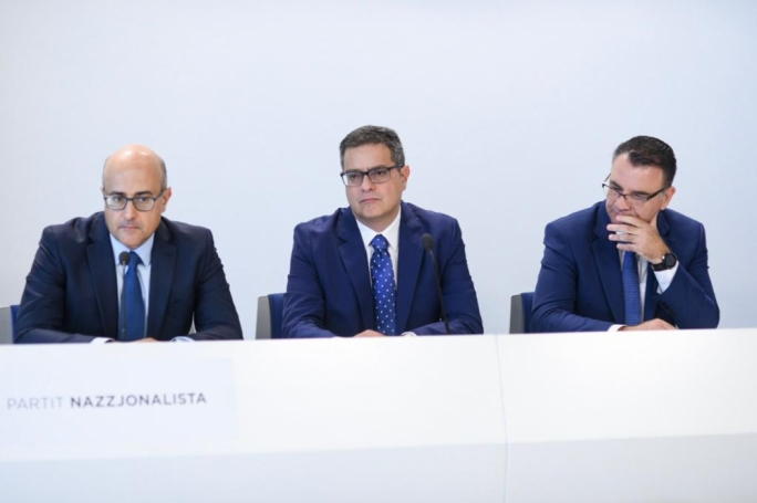 Delia said that the PN would be tabling a motion in Parliament requesting that the government declare a climate change emergency