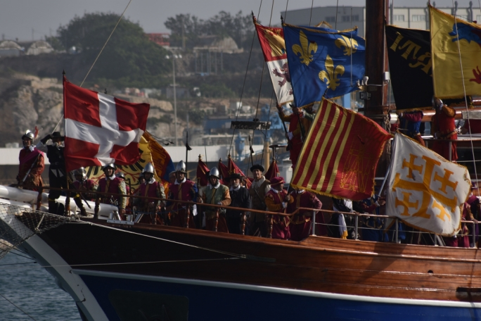 [WATCH] Valletta comes alive during the Pageant of the Seas