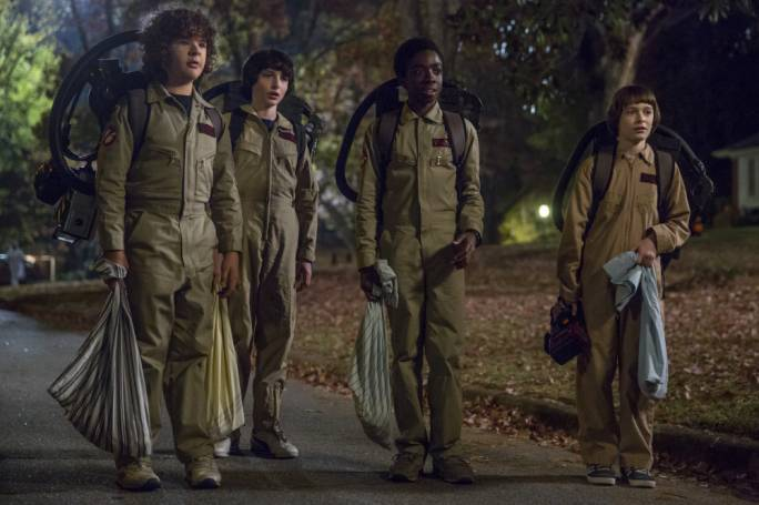 Who you gonna call? The kids are once again way in over their heads in the second season of the hit 80s pastiche adventure-horror-fantasy Netflix show
