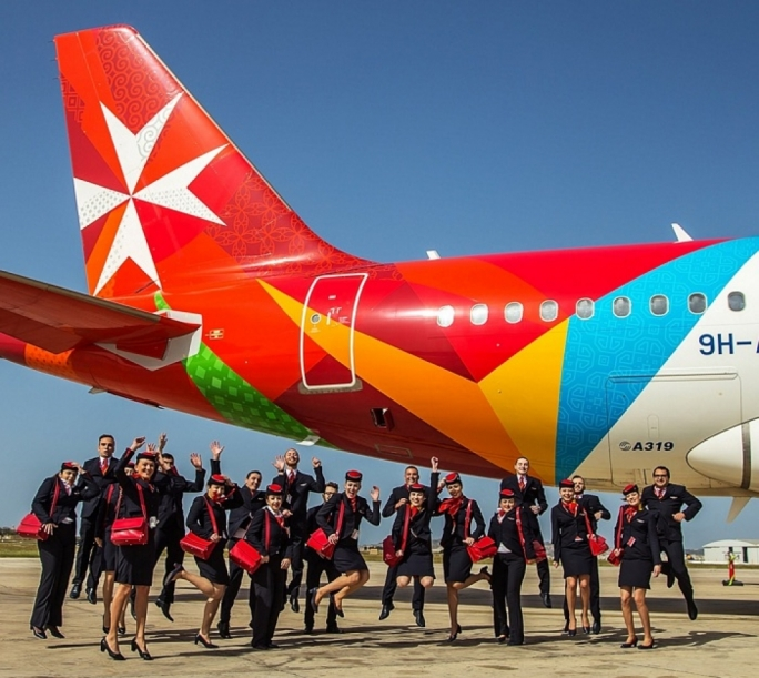 Air Malta operates first full flight to Tunis after eight years