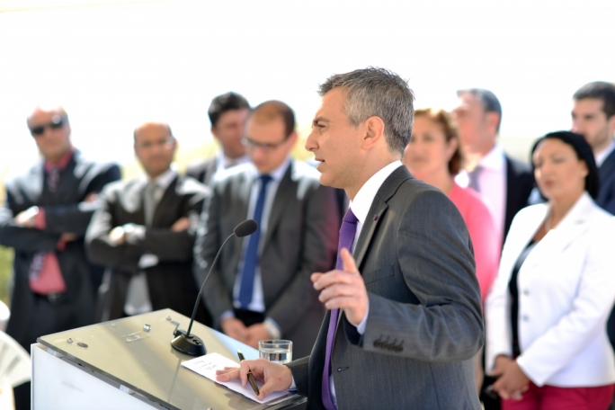 [WATCH] Simon Busuttil dubs Zonqor development 'environmental rape'