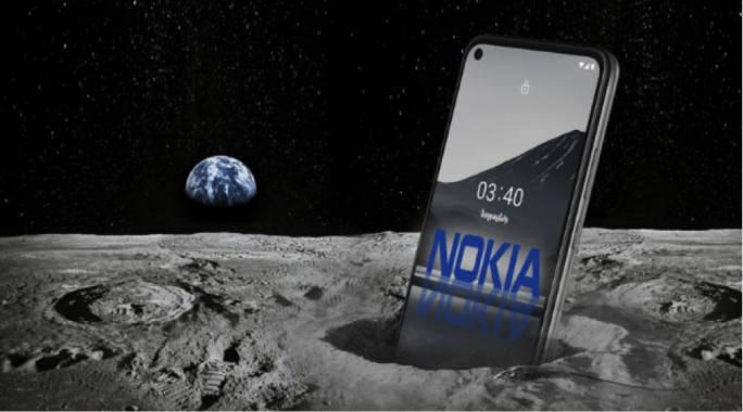 NASA picks Nokia to build moon mobile network | Calamatta Cuschieri