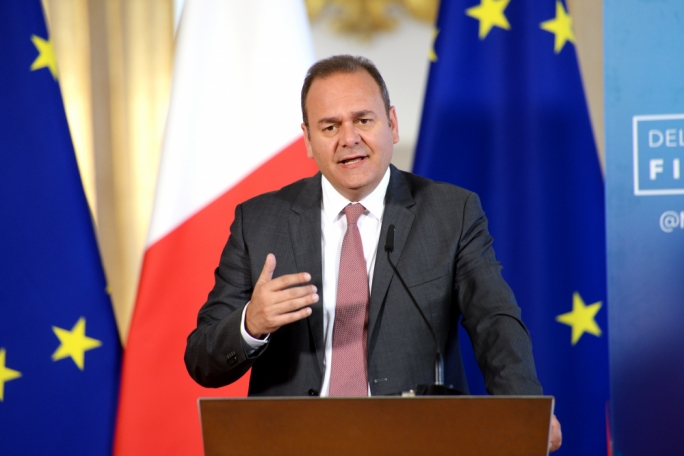 Labour minister Chris Cardona has been at the centre of allegations that he knew or spoke to one of the murder suspects in the Daphne Caruana Galizia assassination