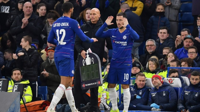 Eden Hazard opens door for Real Madrid once more