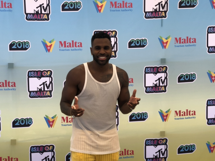 Join Jason Derulo tonight at Isle of MTV
