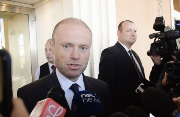Joseph Muscat says police preferred not to arrest Yorgen Fenech just yet