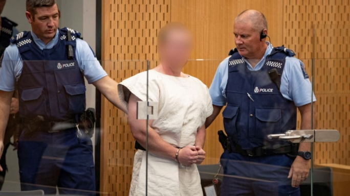 New Zealand police charge Christchurch mosque attacker with terrorism