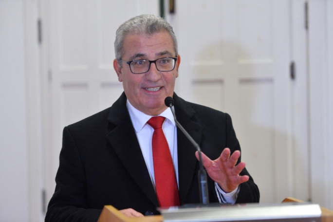 Evarist Bartolo, Minister for Education. (Photo: James Bianchi/MediaToday)