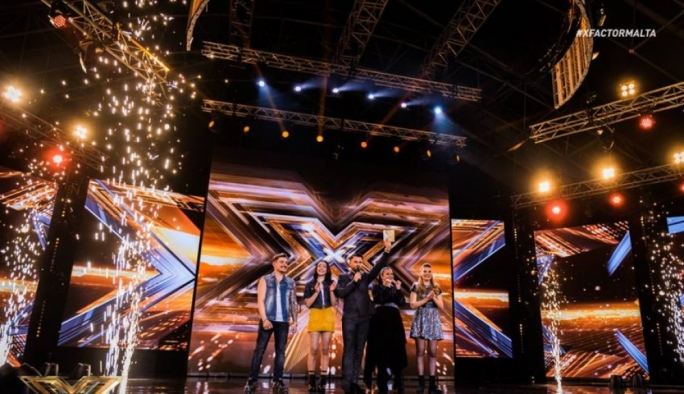 X Factor Malta: the final four have been chosen