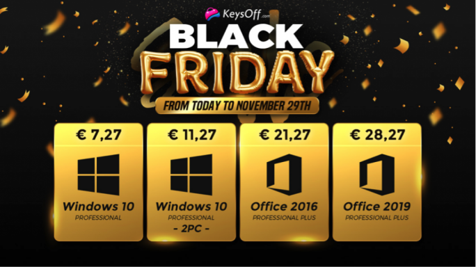 Black Friday special deals to write home about