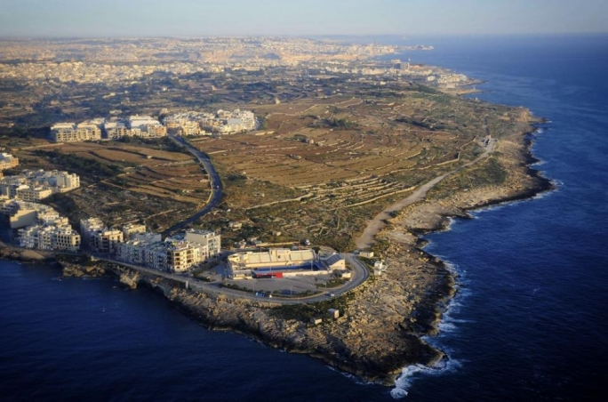 The man was found lifeless on the ground in the Zonqor area in Marsaskala