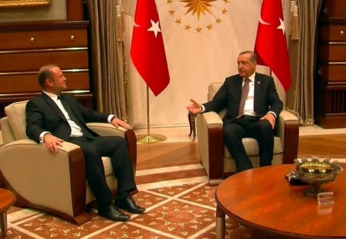 Muscat and Erdogan discuss investment and migration