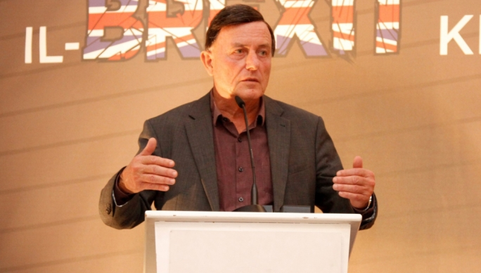Alfred Sant will decide by month's end whether to contest MEP election