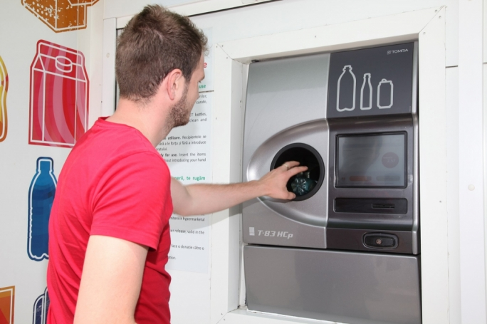 450 reverse vending machines to be in place by end of 2020