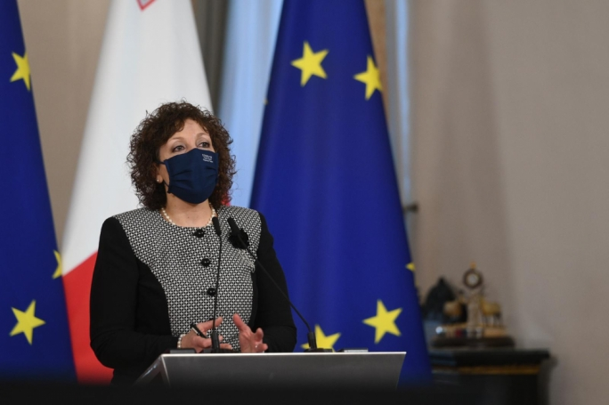 Malta registers one new COVID case, below-17s to receive Pfizer and Moderna