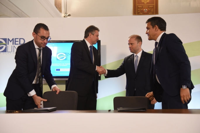 [WATCH] Letter of intent paves way for €320 million Malta-Sicily gas pipeline
