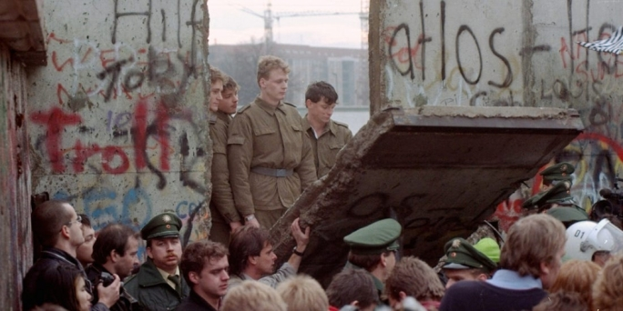 30 years from the fall of the Berlin Wall