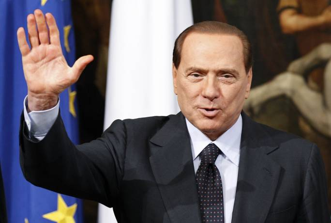 Silvio Berlusconi has declared that migrants saved close to Malta 'will have to be taken to and disembarked in Malta'