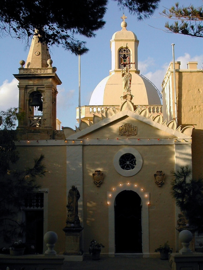 Rural Wardija celebrates one of Malta's smaller feasts, which pays tribute to the patroness of Valencia
