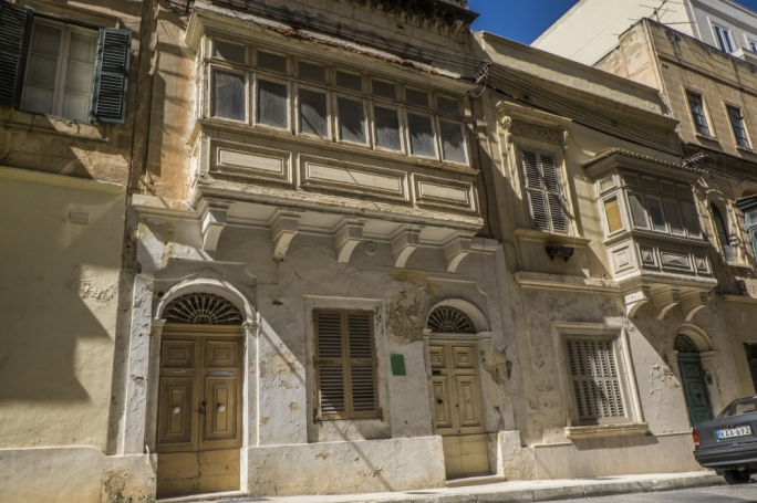 Sliema Townhouse To Make Way For Apartments Maltatoday