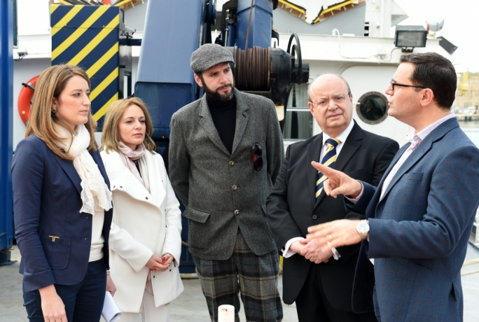 Brig.Xuereb thanks Metsola for support