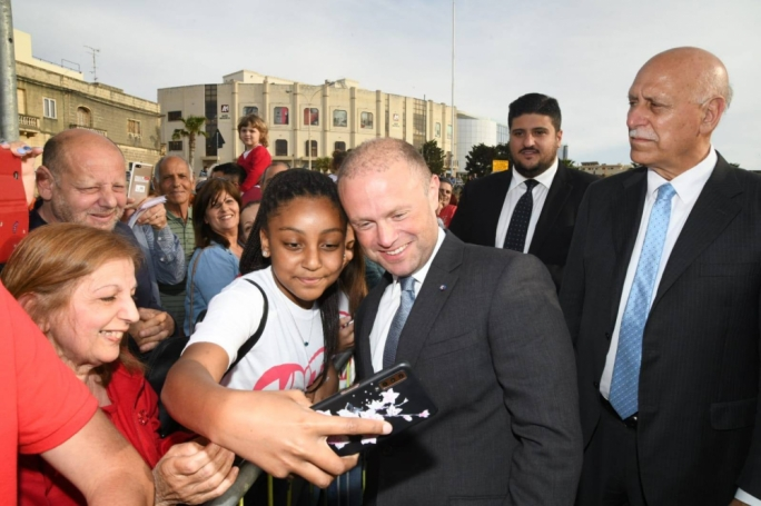 Opposition failed to understand people reject negativity - Muscat