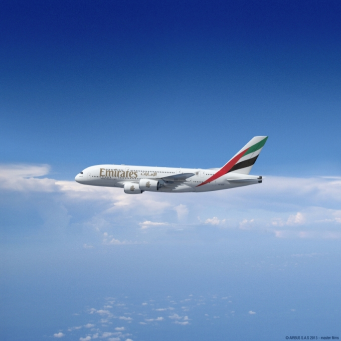 : Emirates operates its flagship A380 to New York, Houston, Dallas Fort Worth,Toronto, Los Angeles, and San Francisco
