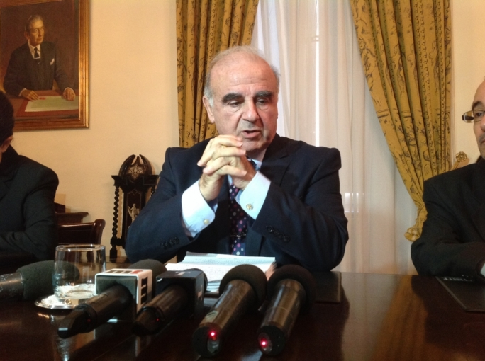 George Vella warns of extremist threats in Libya, 'alarming' migration levels