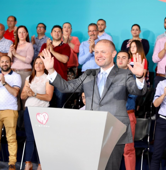 [WATCH] Government planning major rent policy and female participation reforms, Joseph Muscat says