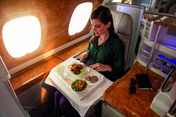 Emirates launches special business class fares across its network for travellers from Malta