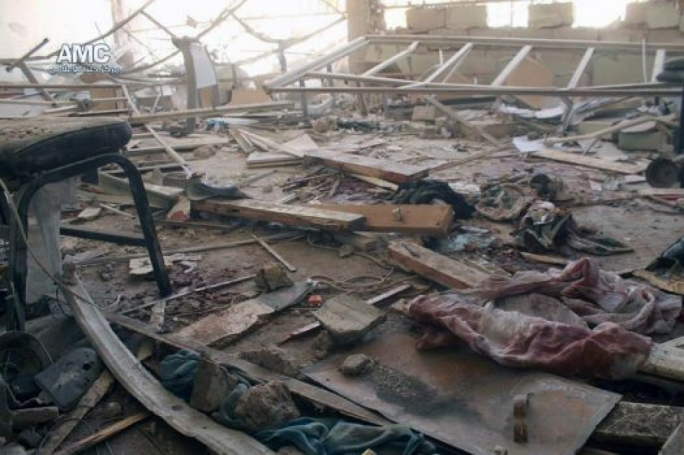 File photo: Explosions around Syria have killed and wounded thousands of people over the past years.
