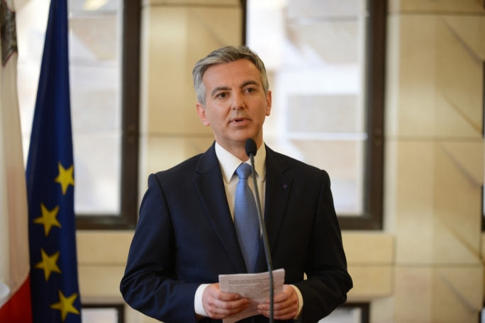 [WATCH] Busuttil appeals to public for information on secret Panama company Egrant